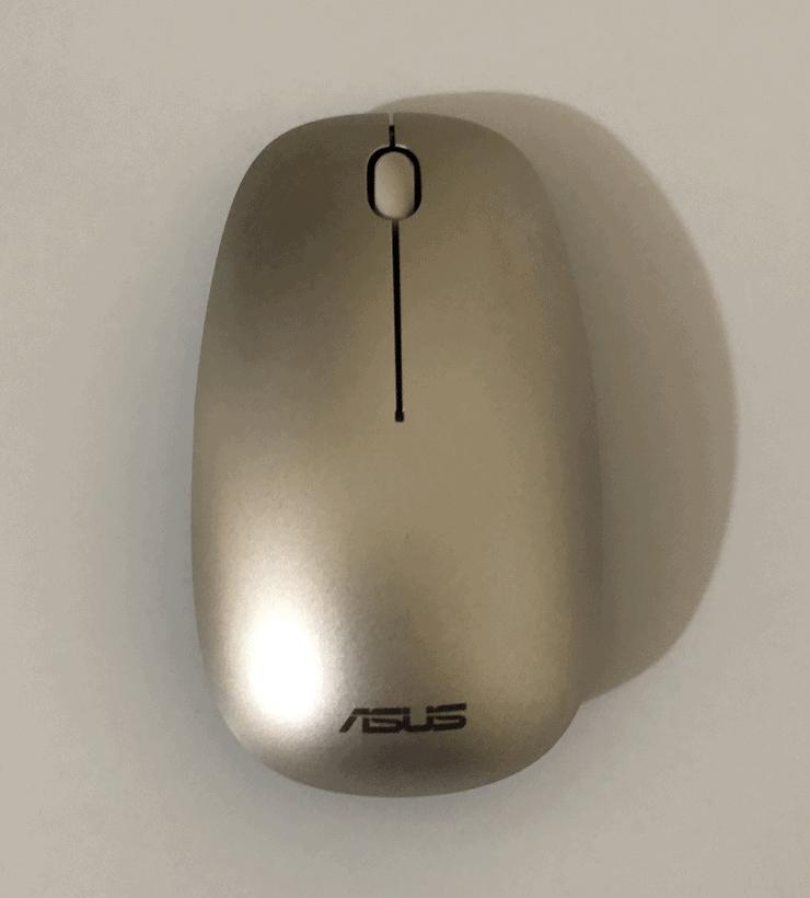 ASUS付属マウス